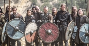 All Vikings images herein are the property of the History Channel. Click here to go there.
