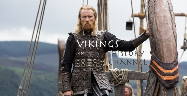 All Vikings images used herein are the property of History Channel and are used here solely for illustrative purposes. Click on the banner to go to History Channel's Viking page.