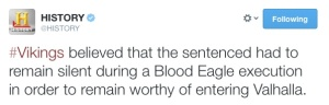 bloodeagle tweet history