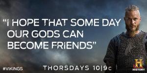 Vikings gods friends