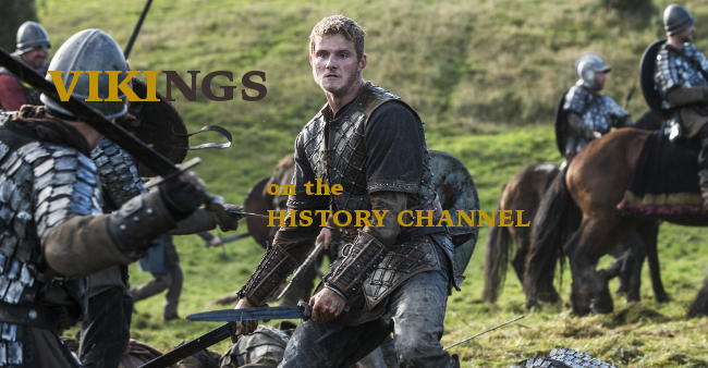 All Vikings images herein are the property of History Channel and are used solely as illustration.