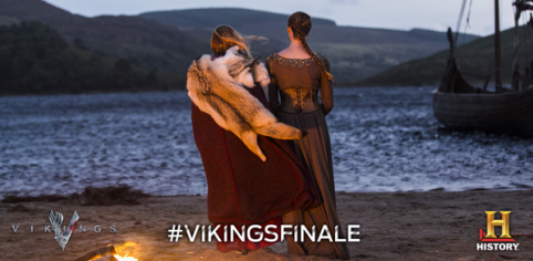 Vikings finale gods coming