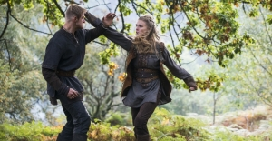 vikings_season2_episode10 fighting bjorn and porunn