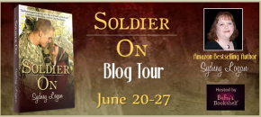 Blog Tour – Soldier On
