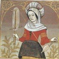 medieval spinning