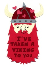 Viking Valentine