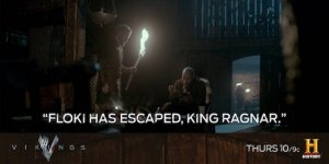 Floki has escaped quote pic