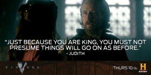 Judith and Ecbert new tension