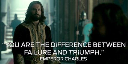 emperor charles to rollo save us