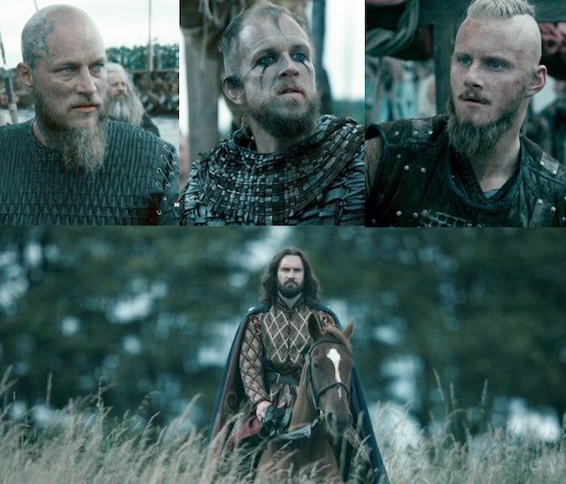 vikings reactions to rollo