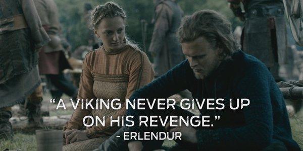 erlandur revenge