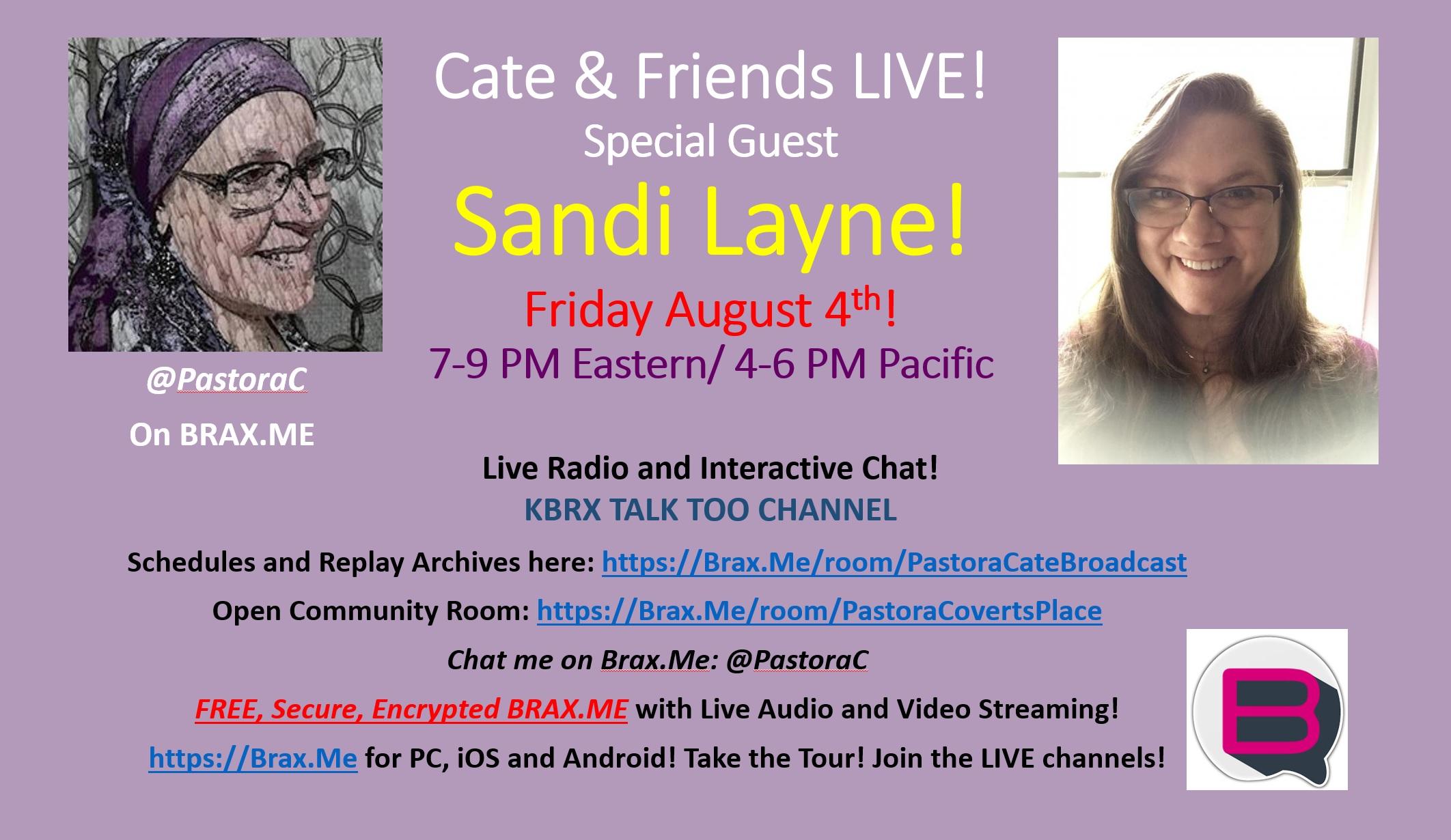Cate & Friends Sandi Layne